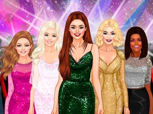 Play Red Carpet Dress Up Girls Now!