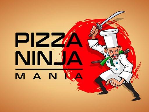 Play Pizza Ninja Mania Now!