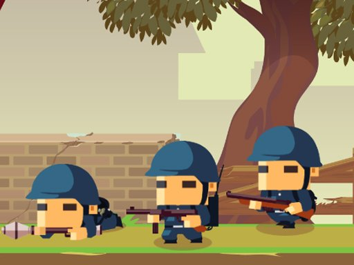 Play Army Block Squad Now!