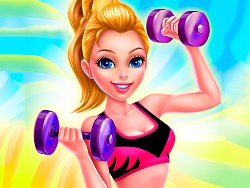 Play Fitness Girl Dress Up Now!