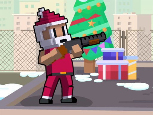 Play Xmas Rooftop Battles Now!