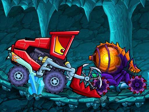 Play Car Eats Car: Dungeon Adventure Now!