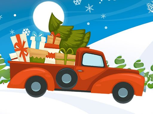 Play Christmas Vehicles Differences Now!