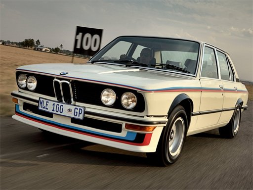 Play BMW 530 MLE Puzzle Now!