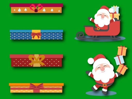 Play Stack The Gifts Xmas Now!