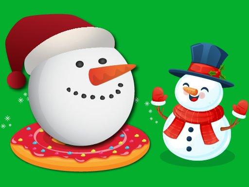 Play Flappy Snowball Xmas Now!