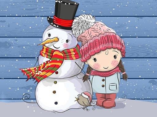 Play Christmas Jigsaw Now!