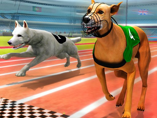 Play Real Dog Racing Simulator 3D Now!