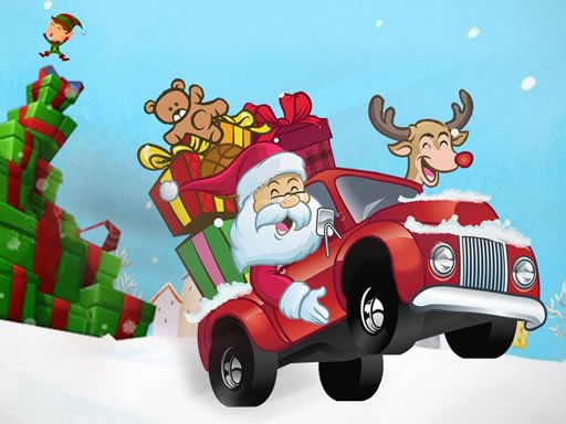 Play Santa Gift Truck Now!