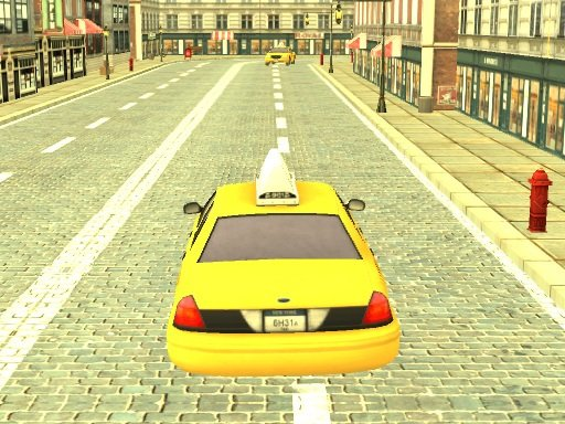 Play City Taxi Now!