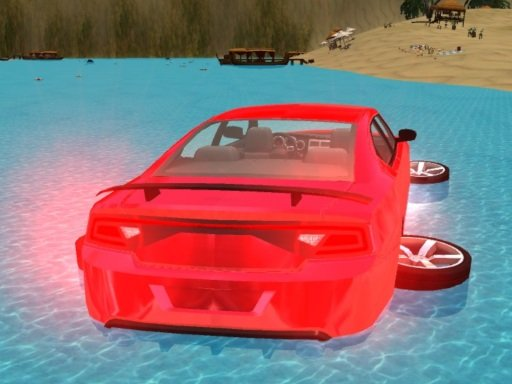 Play Floating Water Surfer Car Now!