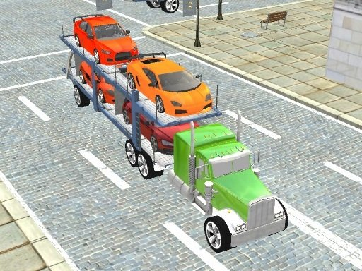 Play Car Transport Truck Now!