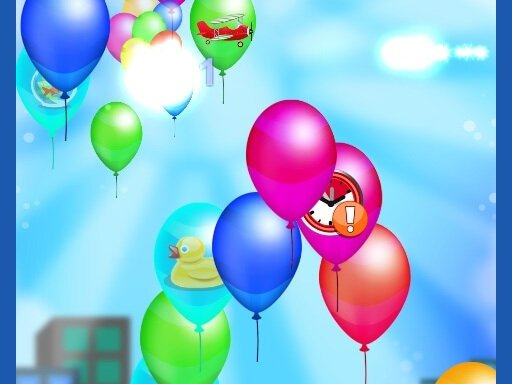 Play Balloon Popping Games Kids Now!