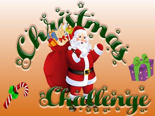 Play Christmas Challenge Now!