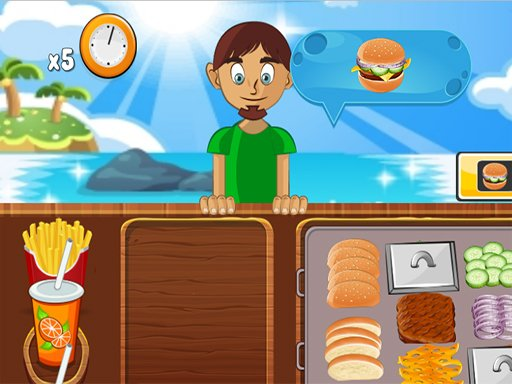 Play Beach Burger Now!