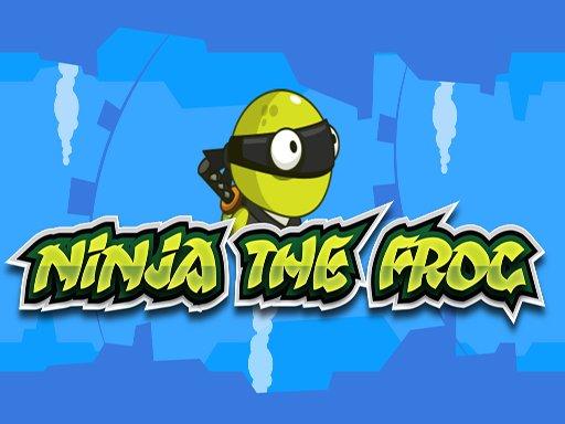 Play Ninja the Frog Now!
