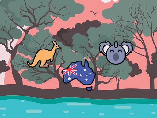 Play Australian Hero Match 3 Now!