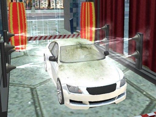 Play Modern Sports Car Wash 3D Now!