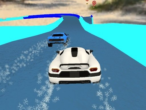 Play Water Slide Cars Now!