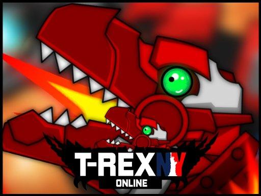 Play T-REX N.Y Online Now!