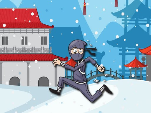 Play Running Ninja Now!