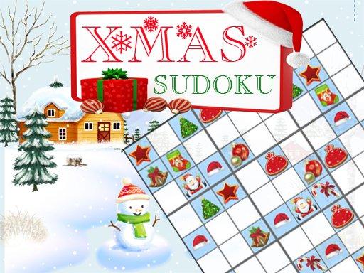 Play Xmas Sudoku Now!