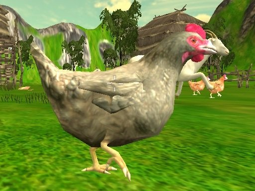Play Chicken Shooting Now!