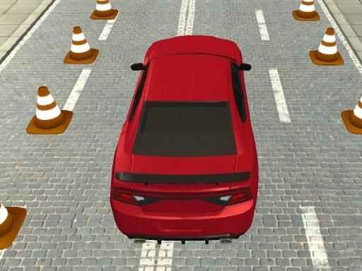 Play Car Parking 3D Now!
