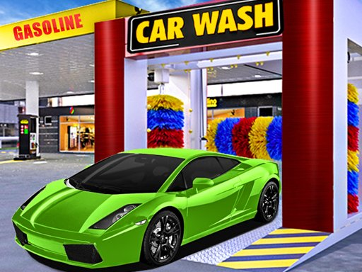 Play Car Wash and Gas Station Simulator Now!