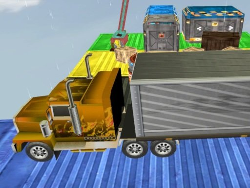 Play Impossible Truck Driving Simulator Now!