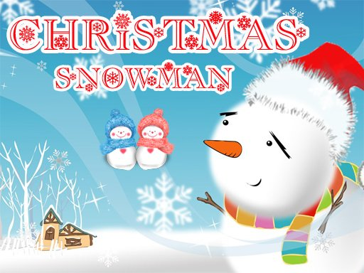 Play Christmas Snowman Puzzle Now!