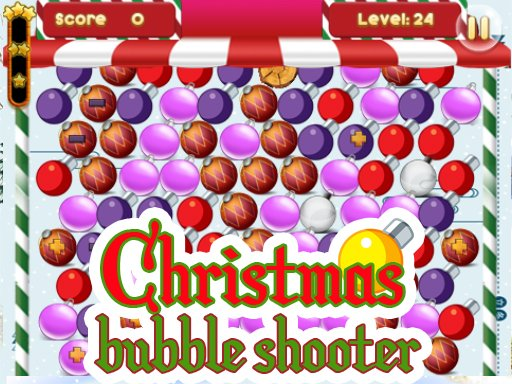Play Christmas Bubble Shooter 2019 Now!