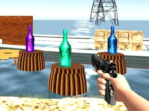 Play Bottle Shooter Now!