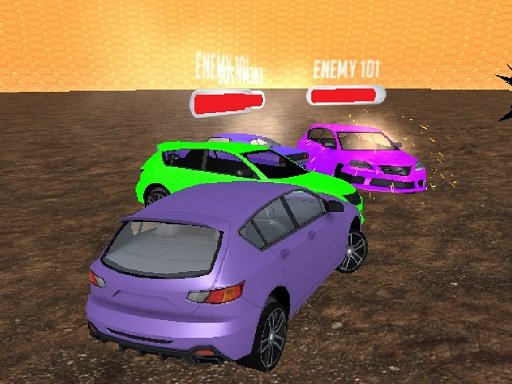 Play Xtrem Demolition Derby Racing Now!