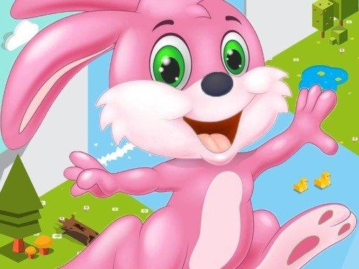 Play Christmas Santa Bunny Run Now!