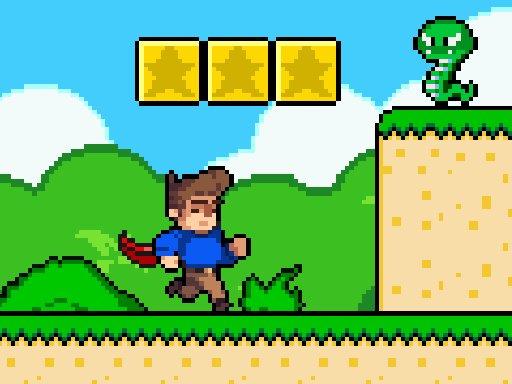 Play Super Steve World Now!