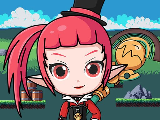Play Mage Girl Adventure Now!