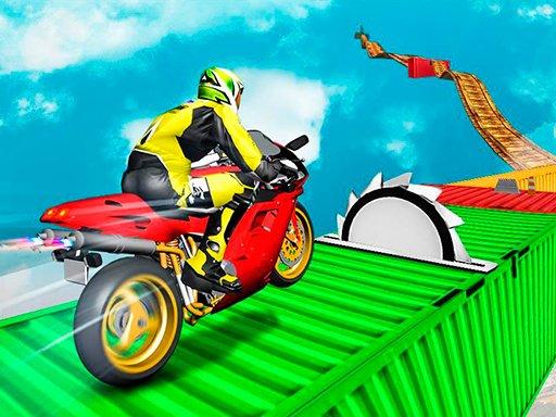 Play Impossible Tracks Moto Bike Race Now!