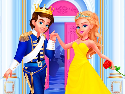 Play Cinderella & Prince Wedding Now!