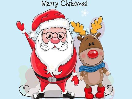 Play Christmas Fun Hidden Stars Now!