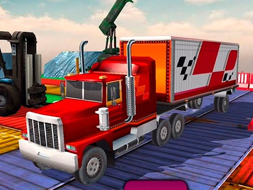 Play Impossible Truck Driving Simulator 3D Now!