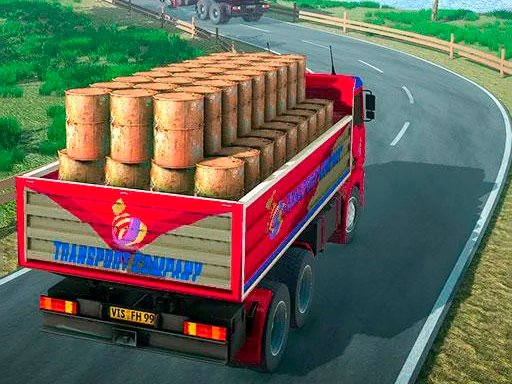 Play Indian Truck Driver Cargo Duty Delivery Now!