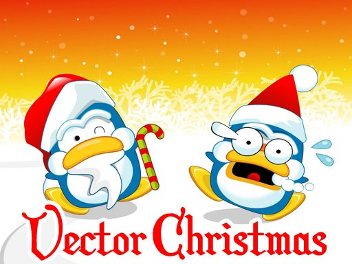Play Vector Christmas Puzzle Now!