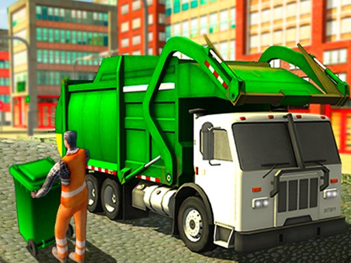 Play Real Garbage Truck Now!