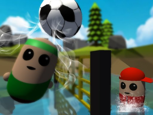 Play Volleyball Match Of Pills Now!