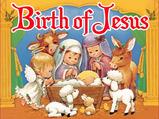Play The Birth of Jesus Puzzle Now!