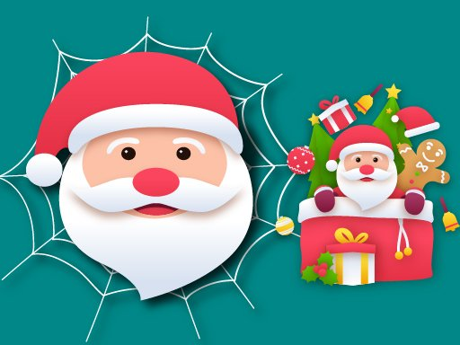Play Spider Santa Claus Now!