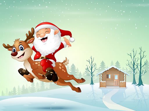 Play Santa Delivery Truck Now!