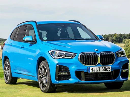 Play BMW X1 Puzzle Now!
