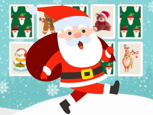 Play Christmas Memory Cards Now!